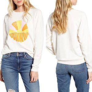 Wildfox | Fiona Sunning Pullover SAMPLE Small